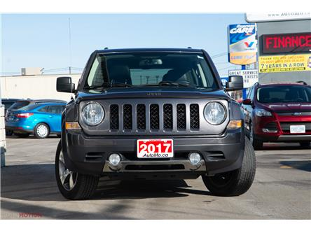 2017 Jeep Patriot Sport/North (Stk: T91320) in Chatham - Image 2 of 24