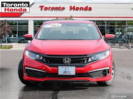 2019 Honda Civic Sedan EX (Stk: H39858A) in Toronto - Image 2 of 28