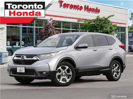 2018 Honda CR-V EX-L (Stk: H39884L) in Toronto - Image 1 of 27