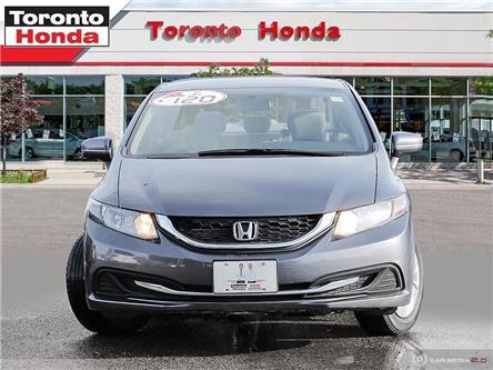 2015 Honda Civic Sedan LX (Stk: H39818A) in Toronto - Image 2 of 26