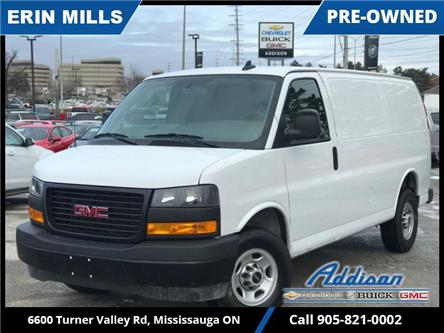2019 GMC Savana 2500 Work Van (Stk: UM53432) in Mississauga - Image 1 of 19