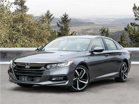 2020 Honda Accord Sport 2.0T (Stk: 20016) in Milton - Image 1 of 23