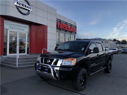 2012 Nissan Titan S (Stk: N98-3721A) in Chilliwack - Image 1 of 14