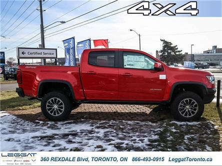 2020 Chevrolet Colorado ZR2 (Stk: 153427) in Etobicoke - Image 2 of 19