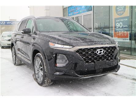 2020 Hyundai Santa Fe Luxury 2.0 (Stk: 195043) in Markham - Image 1 of 23
