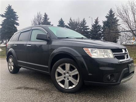 2011 Dodge Journey R/T (Stk: 1910B5) in Brampton - Image 1 of 8