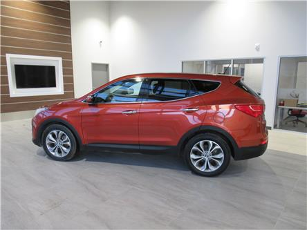 2013 Hyundai Santa Fe Sport 2.0T Limited (Stk: 184702) in Brandon - Image 1 of 21