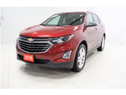2018 Chevrolet Equinox Premier (Stk: M19181A) in Sault Ste. Marie - Image 1 of 26