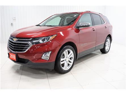 2018 Chevrolet Equinox Premier (Stk: M19181A) in Sault Ste. Marie - Image 2 of 26