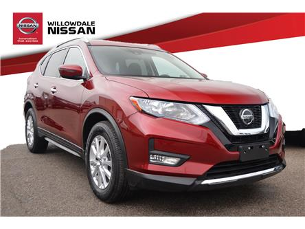 2019 Nissan Rogue SV (Stk: C35404) in Thornhill - Image 1 of 26