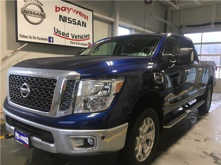 2018 Nissan Titan XD SV Gas (Stk: 19495A) in Owen Sound - Image 1 of 13