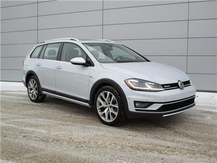 2018 Volkswagen Golf Alltrack 1.8 TSI (Stk: 6615) in Regina - Image 1 of 31