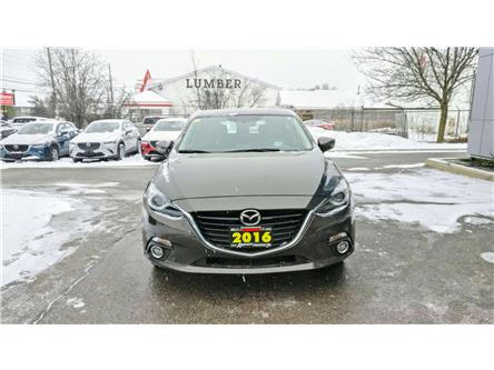 2016 Mazda Mazda3 Sport GT (Stk: 1617) in Peterborough - Image 2 of 24