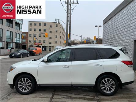 2016 Nissan Pathfinder SV (Stk: U1749) in Toronto - Image 2 of 23