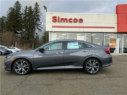 2020 Honda Civic Touring (Stk: 2006) in Simcoe - Image 2 of 17