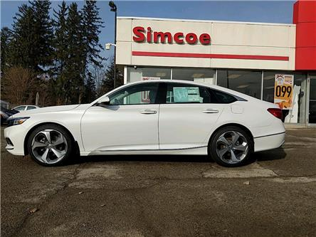 2020 Honda Accord Touring 2.0T (Stk: 2008) in Simcoe - Image 2 of 16