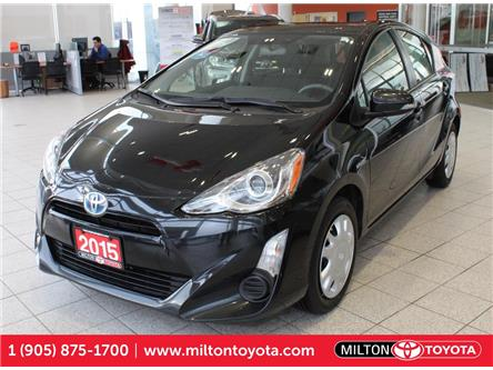 2015 Toyota Prius C Base (Stk: 576870) in Milton - Image 1 of 34