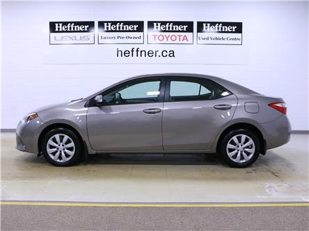 2016 Toyota Corolla LE (Stk: 196346) in Kitchener - Image 2 of 31