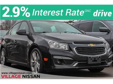 2016 Chevrolet Cruze Limited LTZ (Stk: 90652A) in Unionville - Image 1 of 19