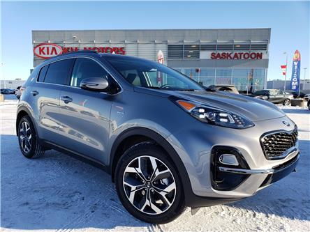 2020 Kia Sportage EX Tech (Stk: 40034) in Saskatoon - Image 1 of 30