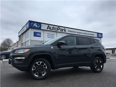 2018 Jeep Compass Trailhawk (Stk: 18-12486) in Brampton - Image 1 of 21