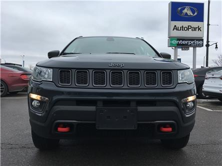 2018 Jeep Compass Trailhawk (Stk: 18-12486) in Brampton - Image 2 of 21