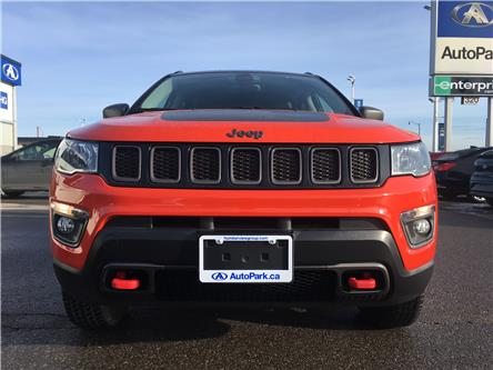 2018 Jeep Compass Trailhawk (Stk: 18-12492) in Brampton - Image 2 of 26