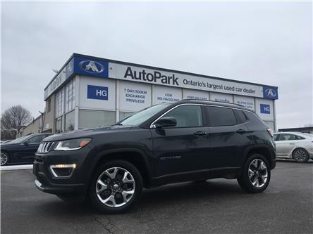 2018 Jeep Compass Limited (Stk: 18-12653) in Brampton - Image 1 of 24