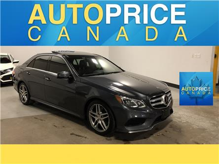 2016 Mercedes-Benz E-Class Base (Stk: B0764) in Mississauga - Image 1 of 27