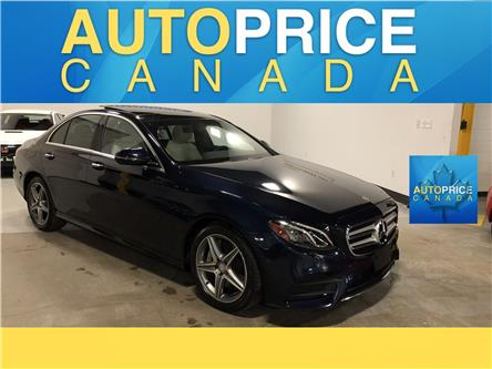 2017 Mercedes-Benz E-Class Base (Stk: N0777) in Mississauga - Image 1 of 28