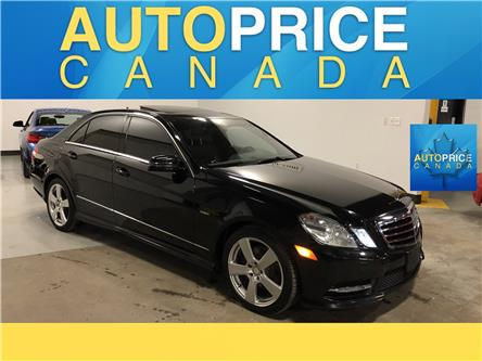 2012 Mercedes-Benz E-Class Base (Stk: W0737) in Mississauga - Image 1 of 26