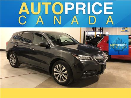 2016 Acura MDX Navigation Package (Stk: W0760) in Mississauga - Image 1 of 30
