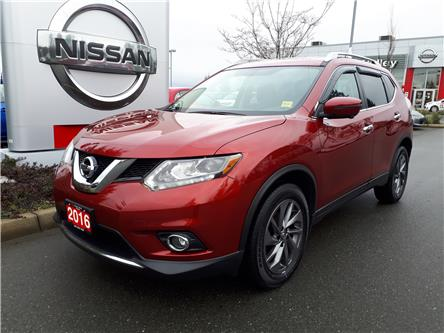 2016 Nissan Rogue SL Premium (Stk: 20R1161A) in Courtenay - Image 1 of 9