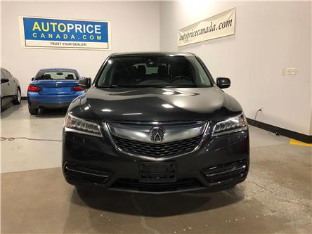 2016 Acura MDX Navigation Package (Stk: W0760) in Mississauga - Image 2 of 30