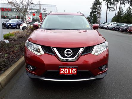 2016 Nissan Rogue SL Premium (Stk: 20R1161A) in Courtenay - Image 2 of 9