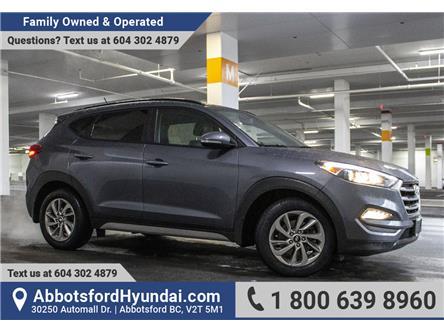 2017 Hyundai Tucson SE (Stk: LK061962A) in Abbotsford - Image 1 of 24