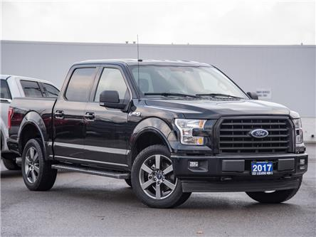 2017 Ford F-150 XLT (Stk: 19F11156T) in St. Catharines - Image 1 of 21
