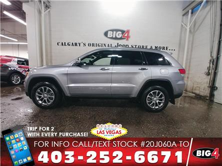2014 Jeep Grand Cherokee Limited (Stk: 20J060A) in Calgary - Image 1 of 15