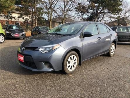 2016 Toyota Corolla $74 weekly (oac) Auto| Low Kms| Call Today! (Stk: 5422) in Stoney Creek - Image 2 of 19