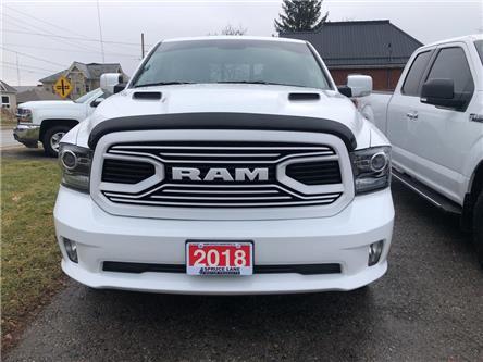 2018 RAM 1500 Sport (Stk: 16910) in Belmont - Image 2 of 18