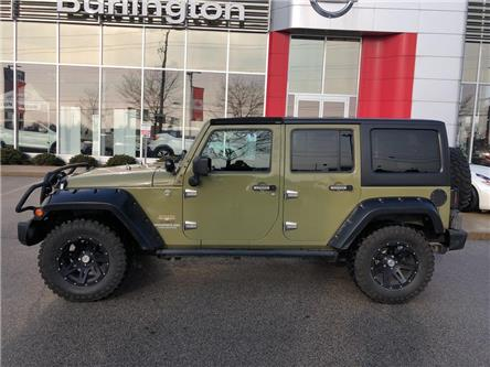 2013 Jeep Wrangler Unlimited Sahara (Stk: A6862A) in Burlington - Image 2 of 21