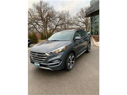 2018 Hyundai Tucson  (Stk: U0447) in Cobourg - Image 2 of 14