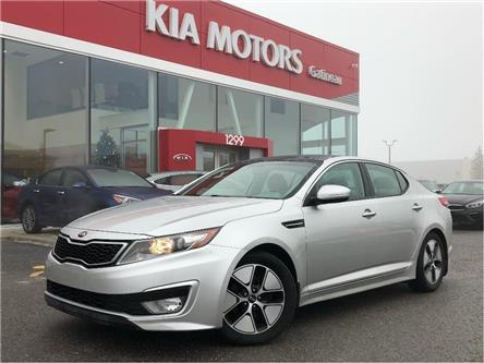 2013 Kia Optima Hybrid  (Stk: 19535A) in Gatineau - Image 1 of 19