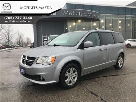 2018 Dodge Grand Caravan Crew (Stk: 28020) in Barrie - Image 1 of 18