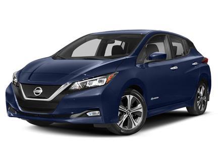 2018 Nissan LEAF SV (Stk: M18L018) in Maple - Image 1 of 9