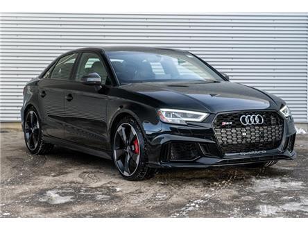 2019 Audi RS 3 2.5T (Stk: N5274) in Calgary - Image 1 of 15