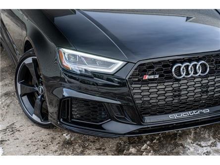 2019 Audi RS 3 2.5T (Stk: N5274) in Calgary - Image 2 of 15