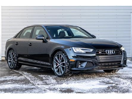 2019 Audi S4 3.0T Technik (Stk: N5494) in Calgary - Image 1 of 18