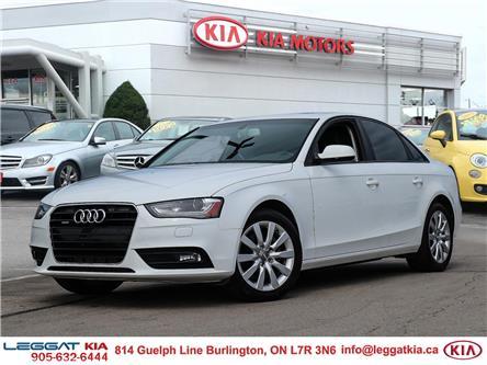 2013 Audi A4  (Stk: W0197) in Burlington - Image 1 of 27