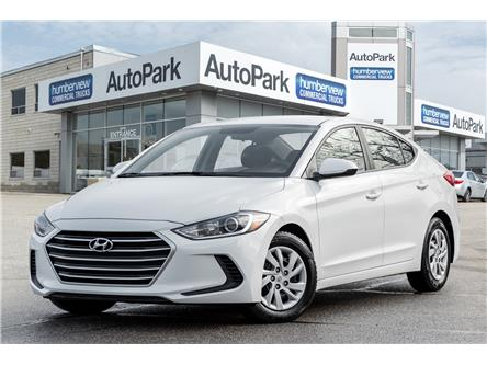 2017 Hyundai Elantra LE (Stk: ) in Mississauga - Image 1 of 17